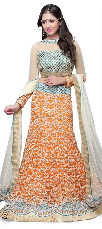 Latest Indian Bridal wedding Lehenga Choli Dresses 2015-2016 (14)