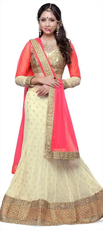 Latest Indian Bridal wedding Lehenga Choli Dresses 2015-2016 (15)