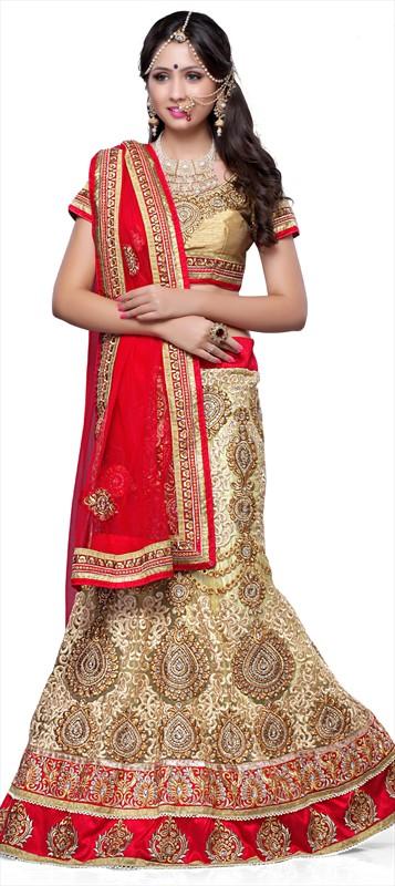 Latest Indian Bridal wedding Lehenga Choli Dresses 2015-2016 (5)