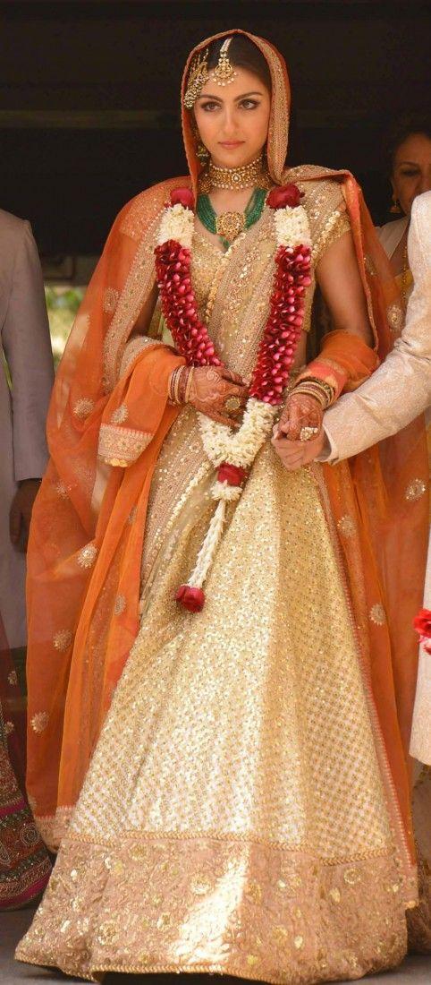 Latest Indian Bridal wedding Lehenga Choli Dresses 2015-2016 (7)