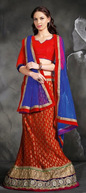 Latest Indian Bridal wedding Lehenga Choli Dresses 2015-2016 (9)