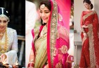 Latest Indian wedding Fancy & Embroidered Saree Collection 2015-2016