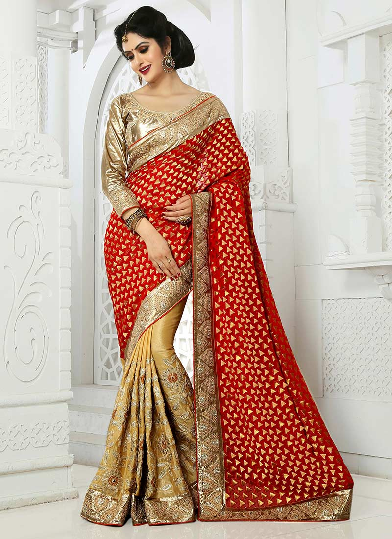 Indian Wedding Saree Latest Designs Trends 2020 2021 Collection