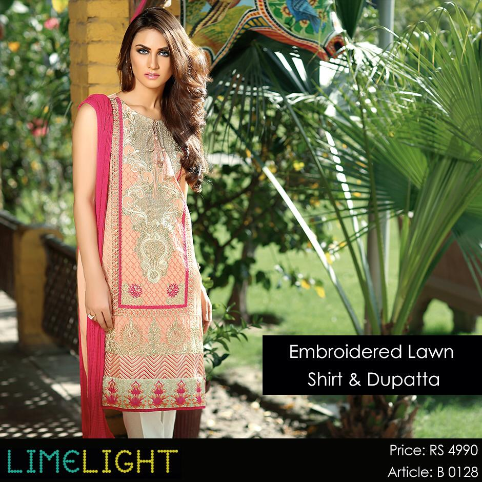 ac69275a0a Limelight Latest Women Dresses Collection 2015-2016