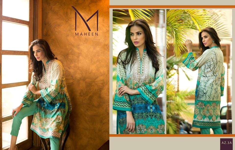 Maheen Tunics Collection 2015-2016 by Al-Zohaib Textiles (11)