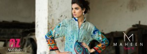 Maheen Tunics Collection 2015 by Al-Zohaib Textiles