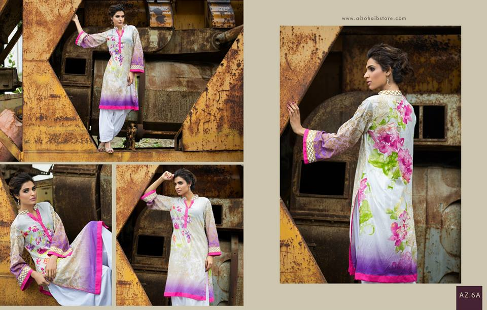 Maheen Tunics Collection 2015-2016 by Al-Zohaib Textiles (20)