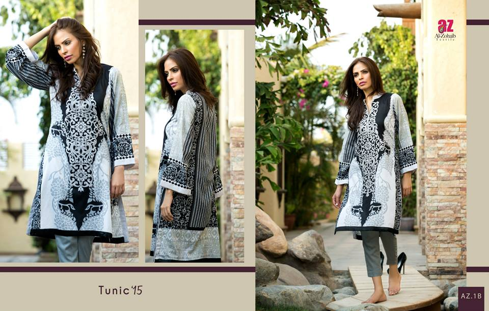 Maheen Tunics Collection 2015-2016 by Al-Zohaib Textiles (21)