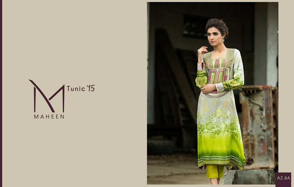 Maheen Tunics Collection 2015-2016 by Al-Zohaib Textiles (22)