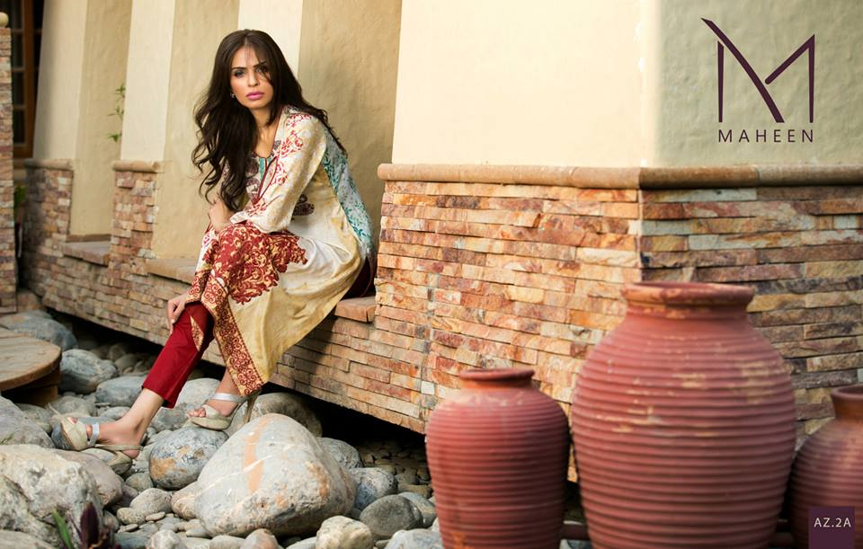 Maheen Tunics Collection 2015-2016 by Al-Zohaib Textiles (25)