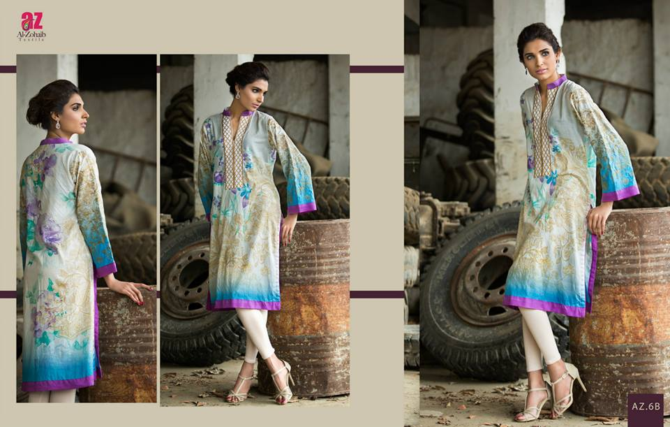 Maheen Tunics Collection 2015-2016 by Al-Zohaib Textiles (27)