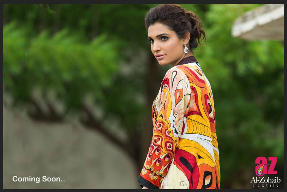 Maheen Tunics Collection 2015-2016 by Al-Zohaib Textiles (6)