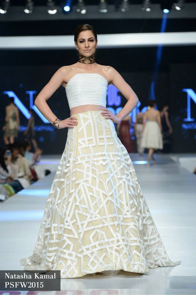 Natasha Kamal Latest Collection at Sunsilk Fashion week 2015 (2)