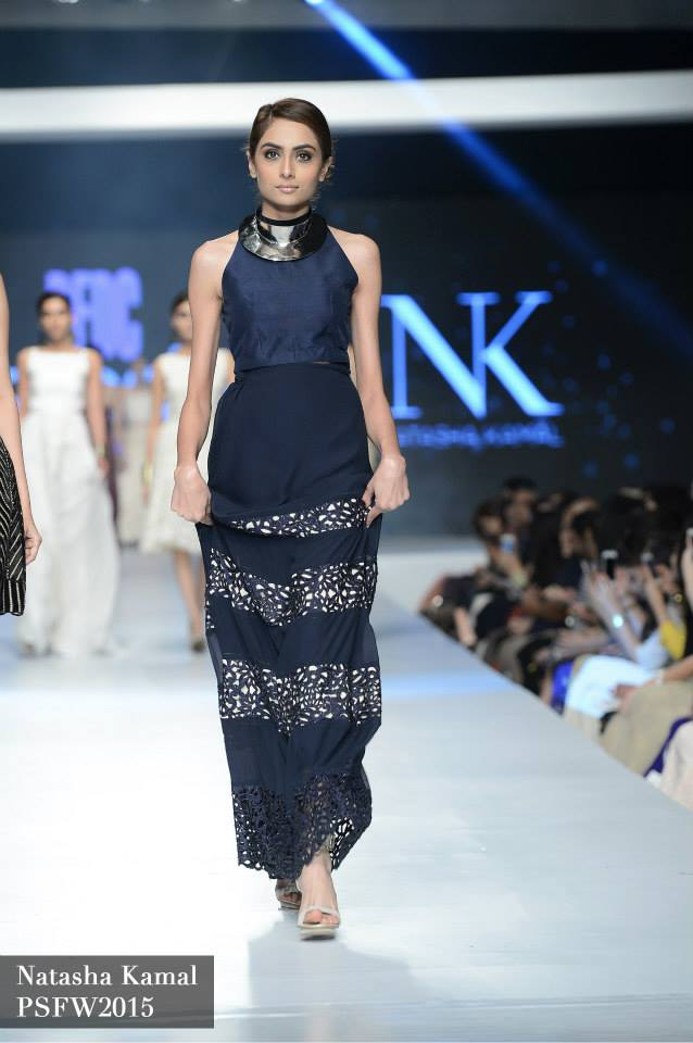 Natasha Kamal Latest Collection at Sunsilk Fashion week 2015 (3)