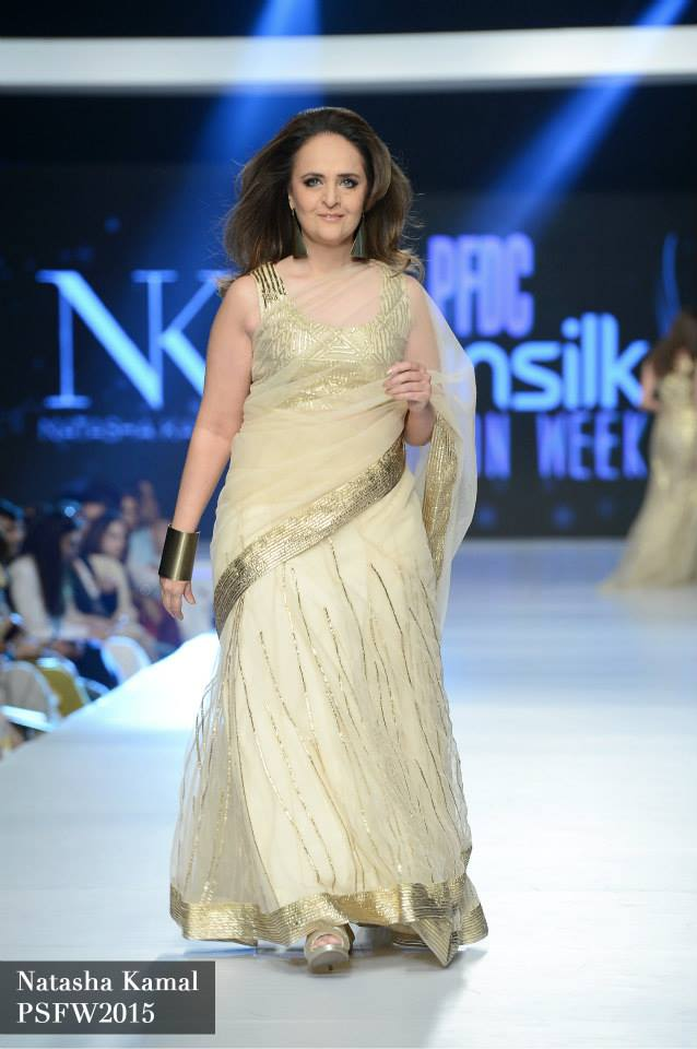 Natasha Kamal Latest Collection at Sunsilk Fashion week 2015 (5)