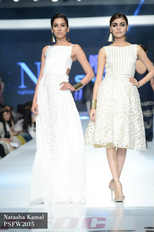 Natasha Kamal Latest Collection at Sunsilk Fashion week 2015 (6)