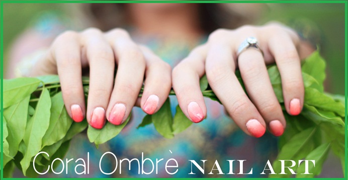 Ombre Nail Art Tutorial with Detailed Steps (2)