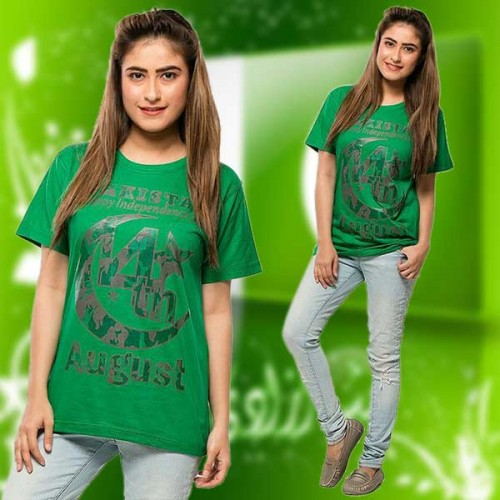 Pakistani Independence Day Dresses Designs Collection 2018