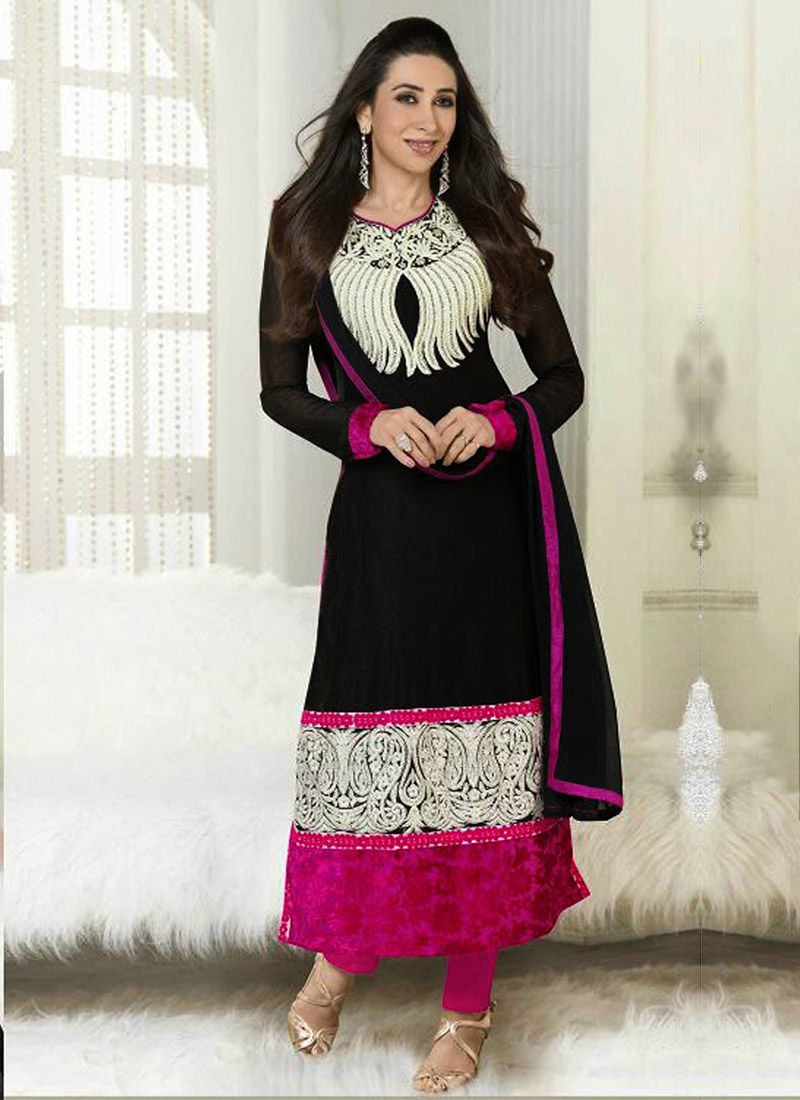 Party Wear Salwar Kameez Collection 2015-2016 (1)