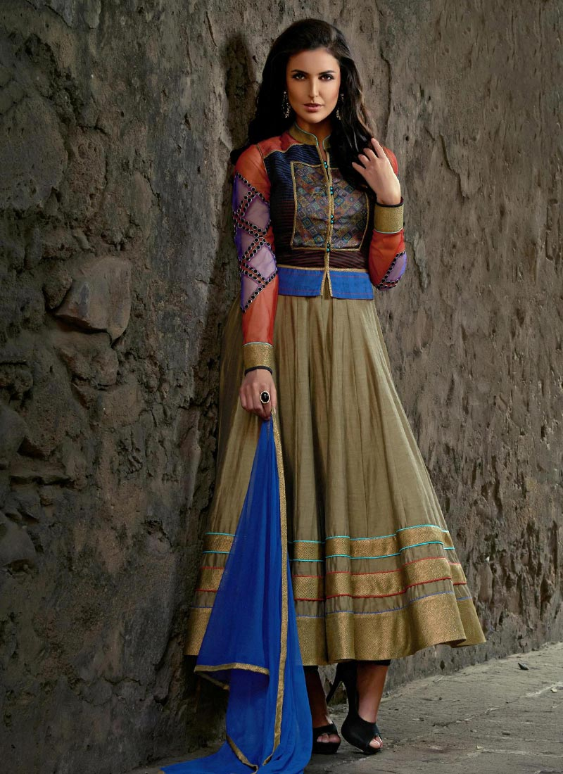 Party Wear Salwar Kameez Collection 2015-2016 (13)