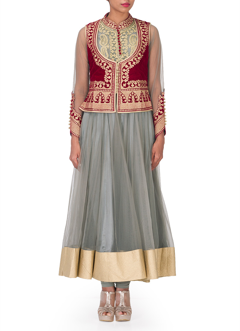 Party Wear Salwar Kameez Collection 2015-2016 (16)