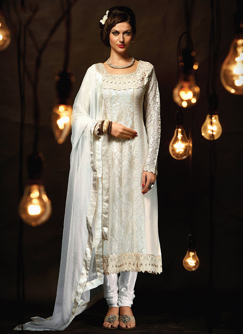 Party Wear Salwar Kameez Collection 2015-2016 (20)