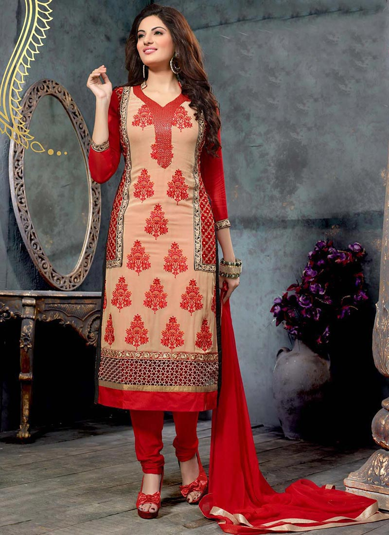 Party Wear Salwar Kameez Collection 2015-2016 (21)