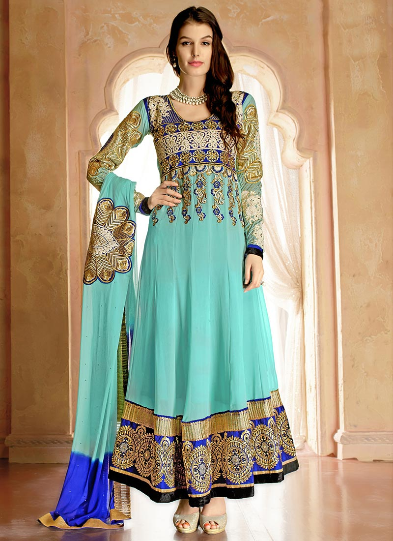 Party Wear Salwar Kameez Collection 2015-2016 (28)