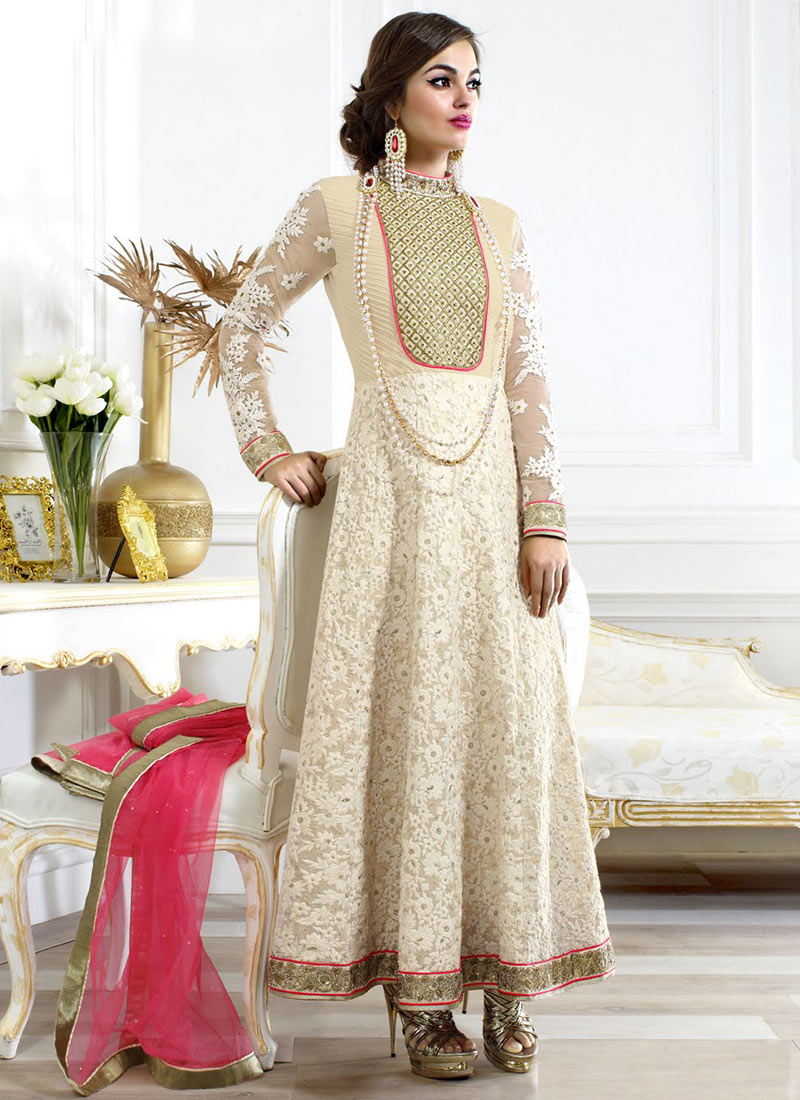 62468cd499cd Latest Pakistani Indian Party Wear Salwar Kameez Collection 2018-2019