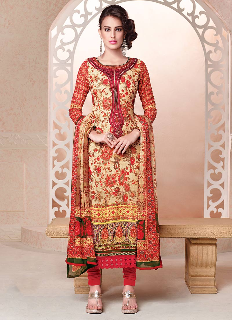 Party Wear Salwar Kameez Collection 2015-2016 (8)