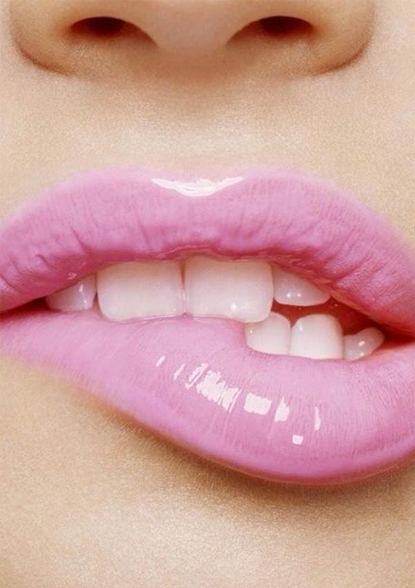 Pastel Lips-step by step pastel lip makeup (3)