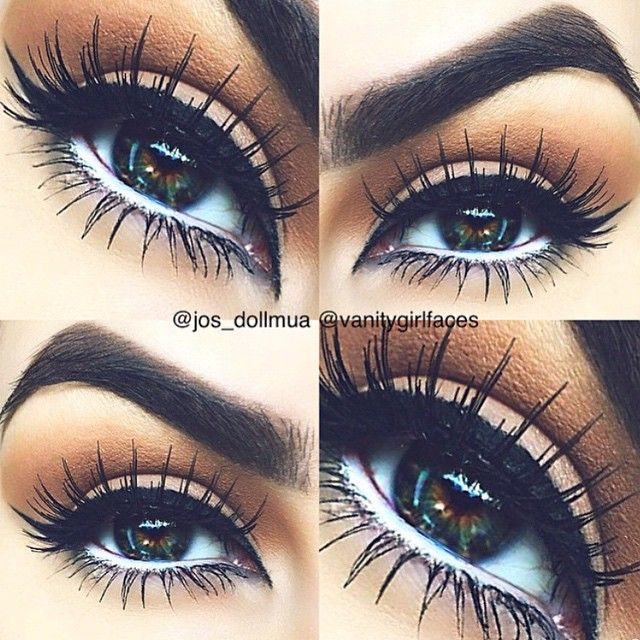Perfect eyeliner styles  & (11)