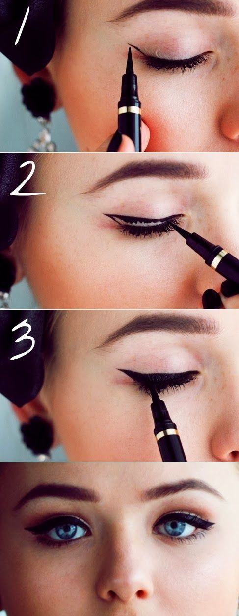 Perfect eyeliner styles & shapes (1)