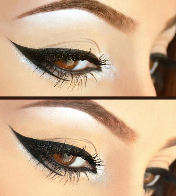 Perfect eyeliner styles & shapes (3)