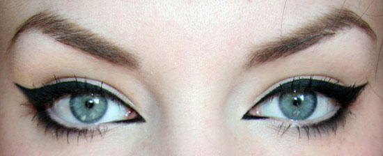 Perfect eyeliner styles & shapes (5)