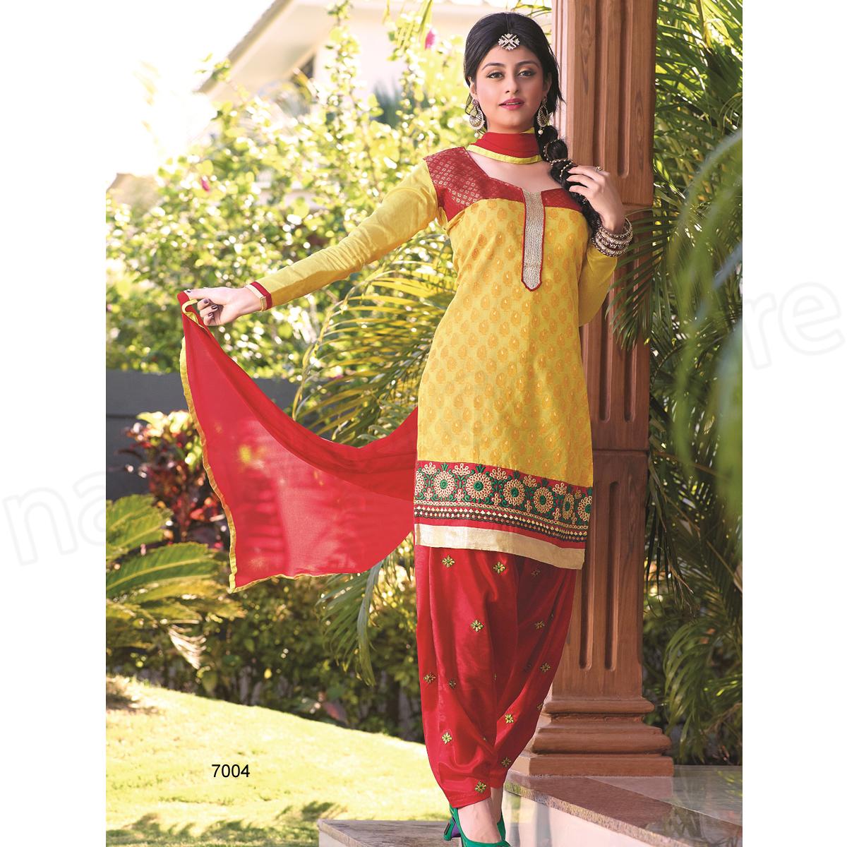 Punjabi Suits Latest Indian patiala Shalwar Kameez Collection 2015-2016 (1)