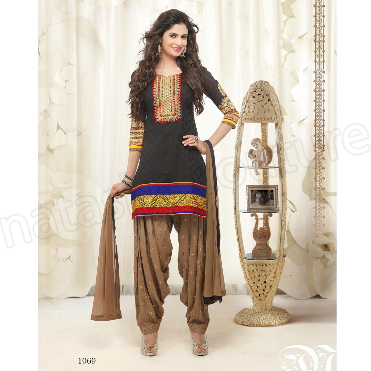 Punjabi Suits Latest Indian patiala Shalwar Kameez Collection 2015-2016 (10)