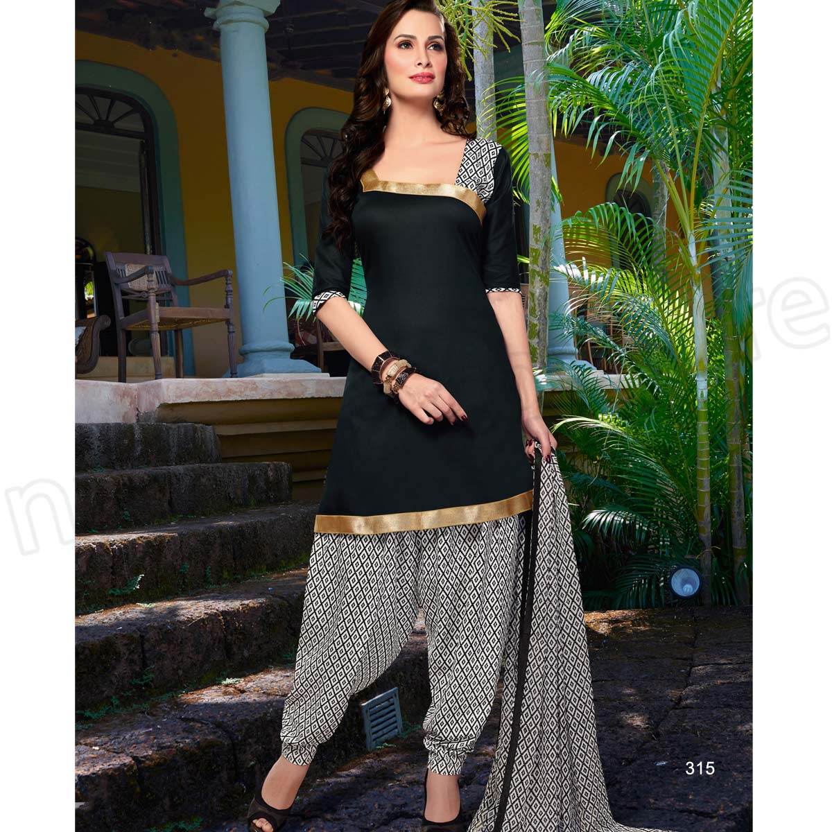 Punjabi Suits Latest Indian patiala Shalwar Kameez Collection 2015-2016 (11)