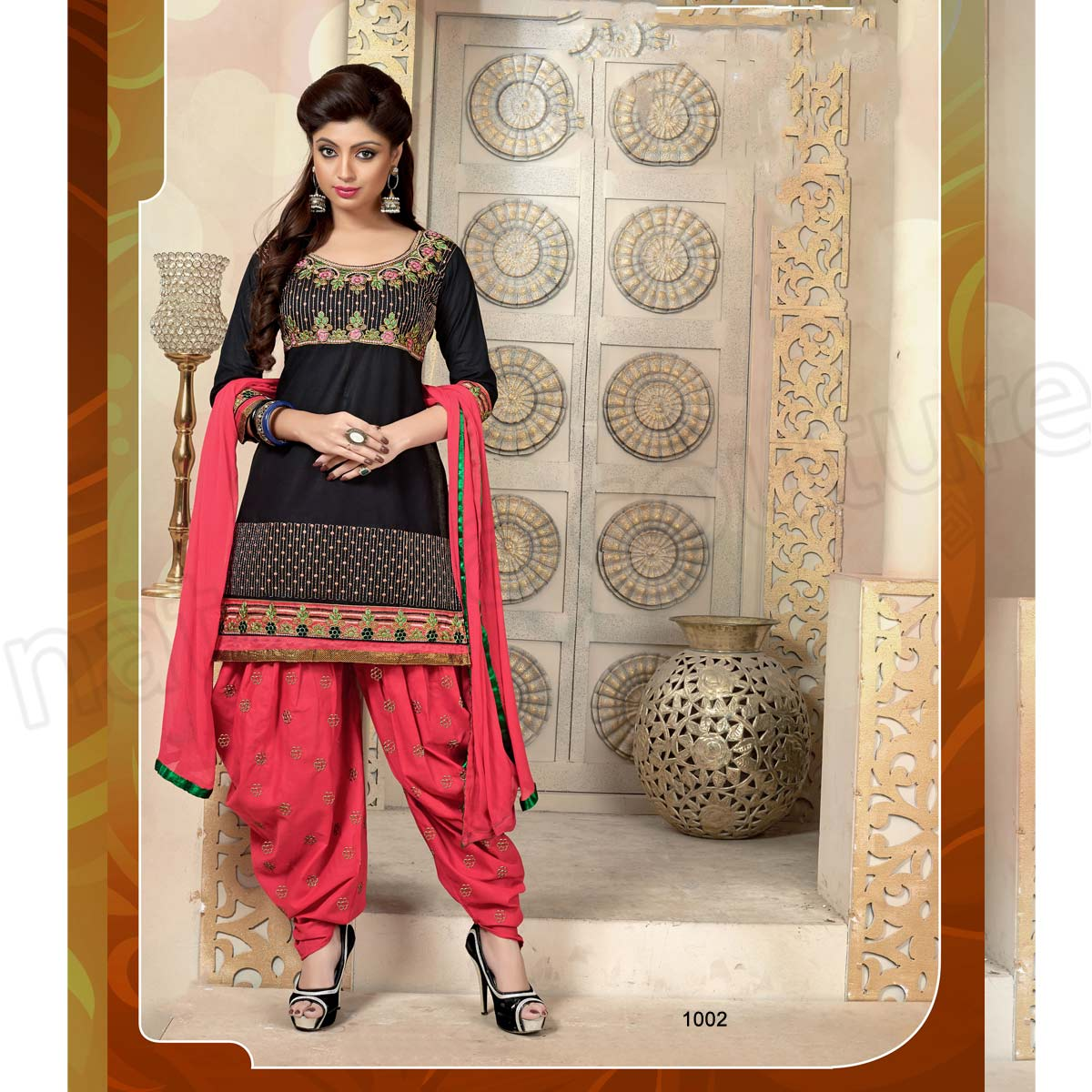 Punjabi Suits Latest Indian patiala Shalwar Kameez Collection 2015-2016 (12)