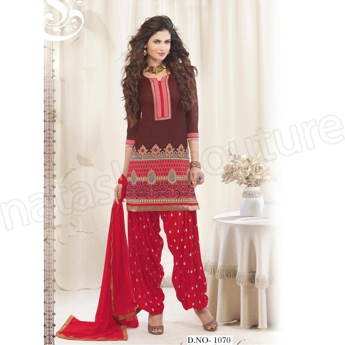 Punjabi Suits Latest Indian patiala Shalwar Kameez Collection 2015-2016 (13)