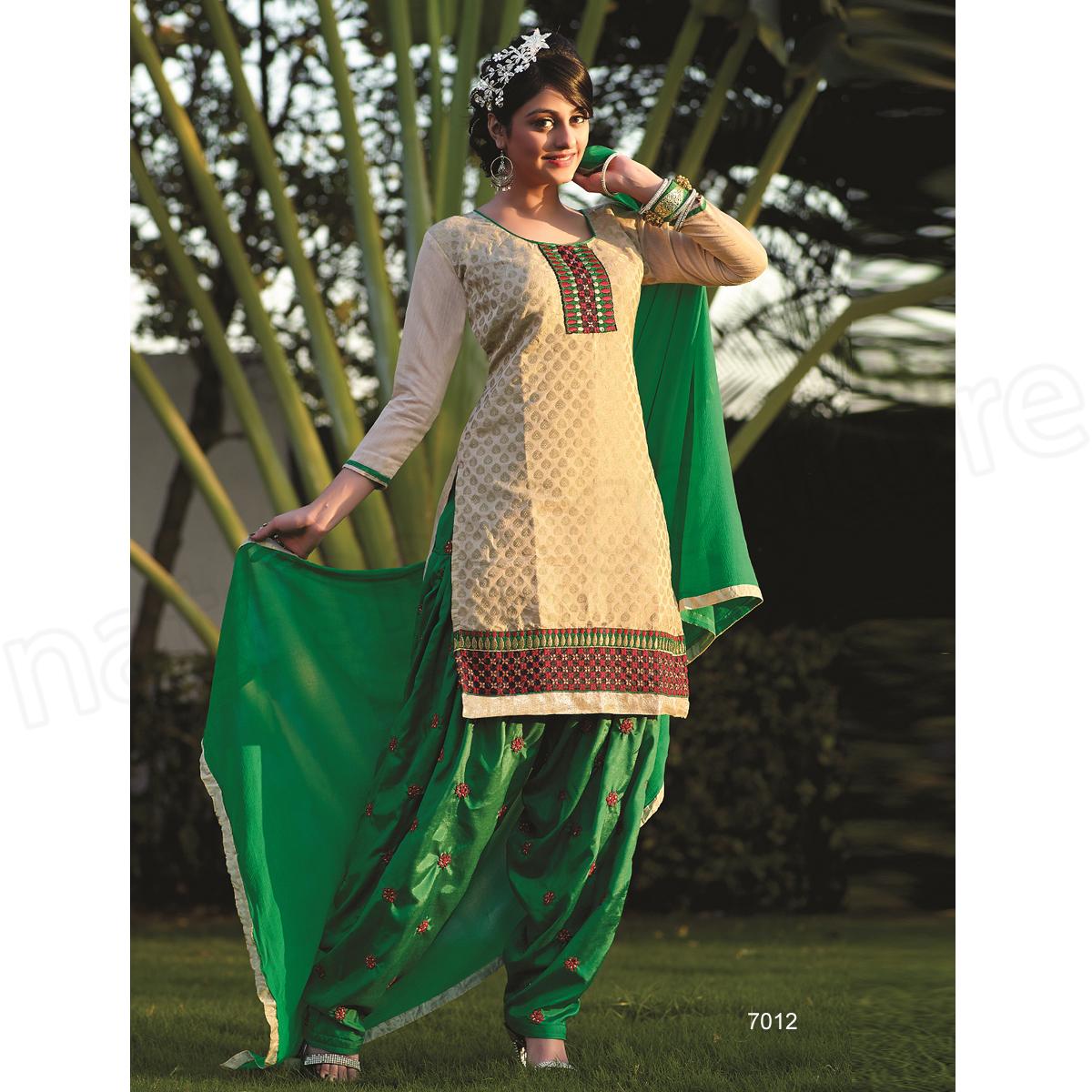 Punjabi Suits Latest Indian patiala Shalwar Kameez Collection 2015-2016 (14)