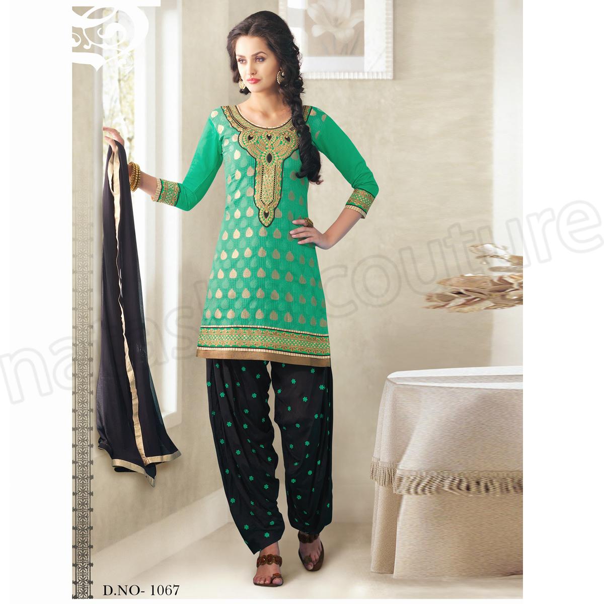 Punjabi Suits Latest Indian patiala Shalwar Kameez Collection 2015-2016 (19)