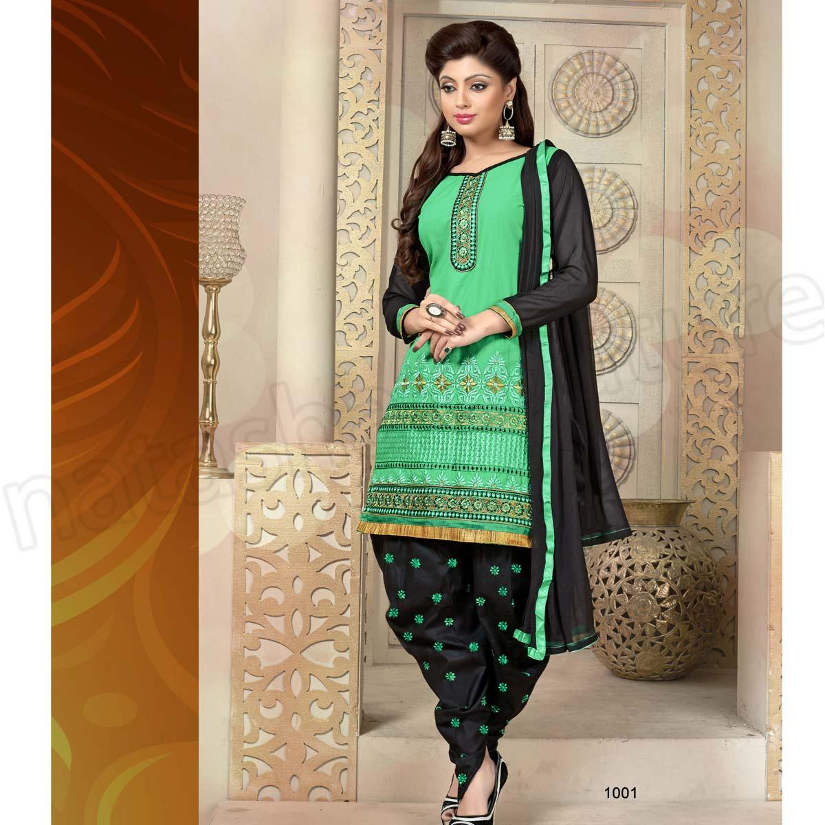 Punjabi Suits Latest Indian Patiala Salwar Kameez Collection 2018 19