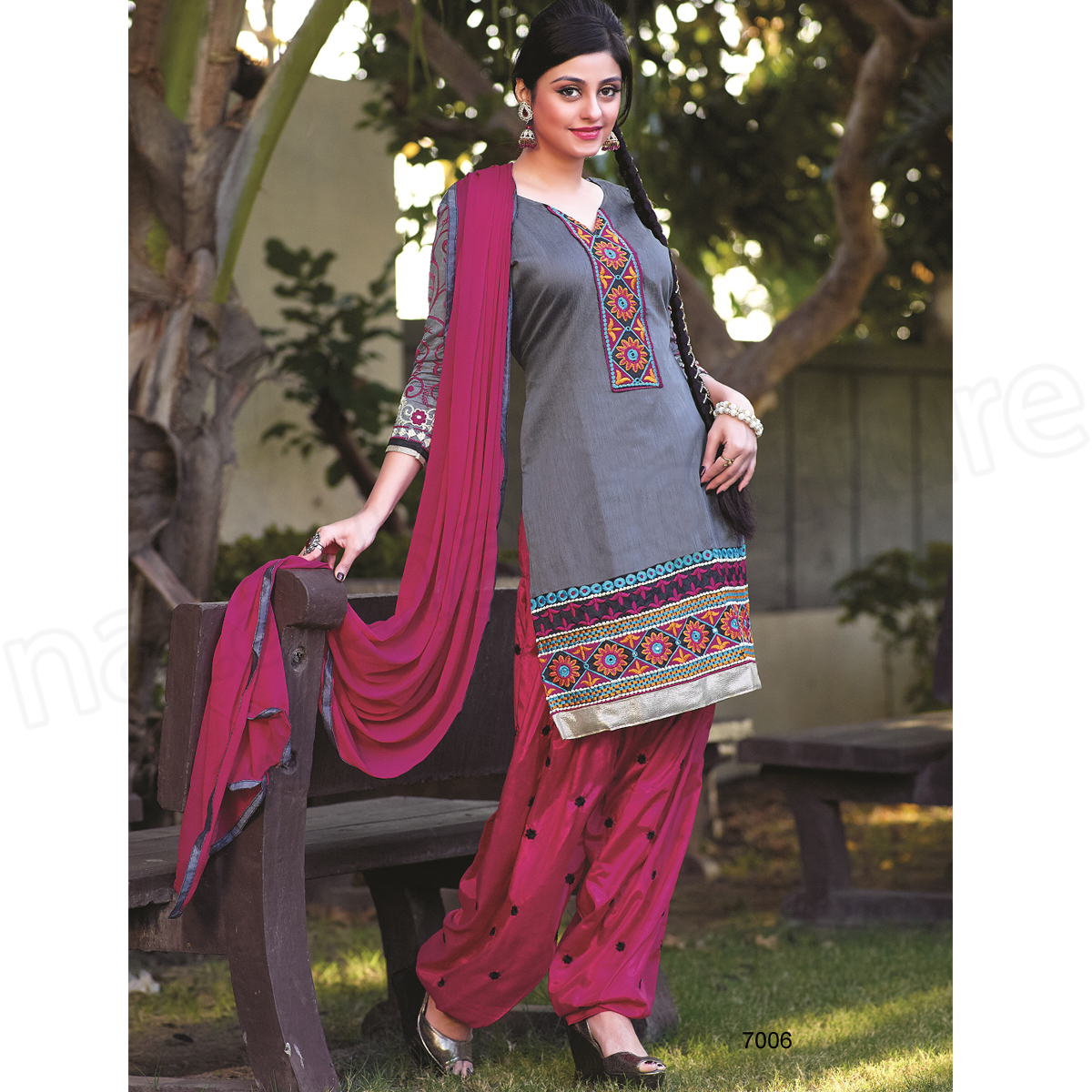 Punjabi Suits Latest Indian patiala Shalwar Kameez Collection 2015-2016 (21)