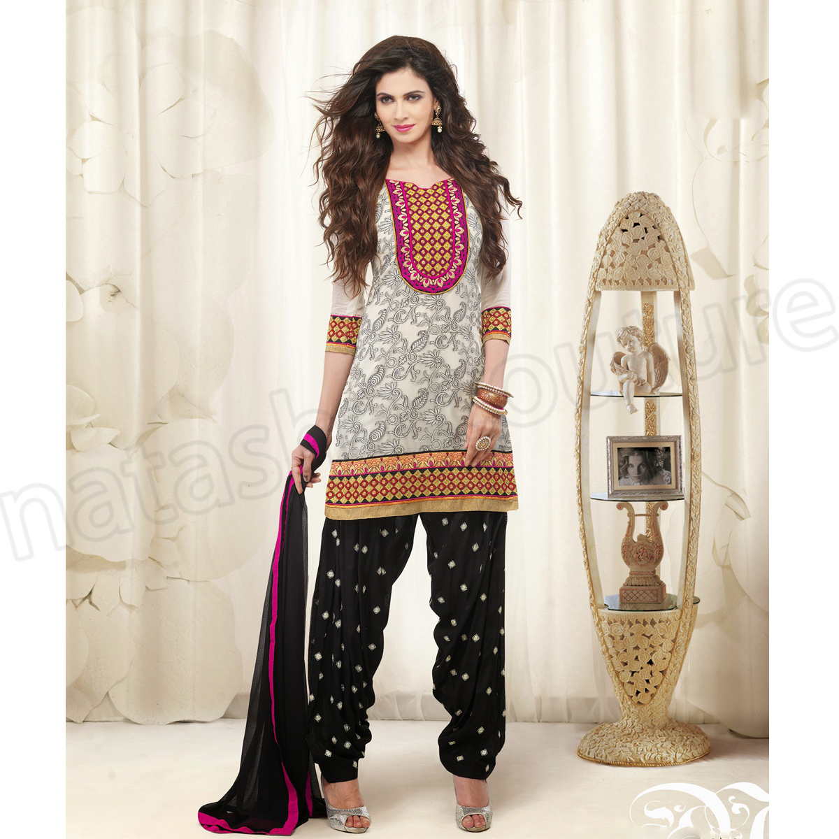 Punjabi Suits Latest Indian patiala Shalwar Kameez Collection 2015-2016 (24)