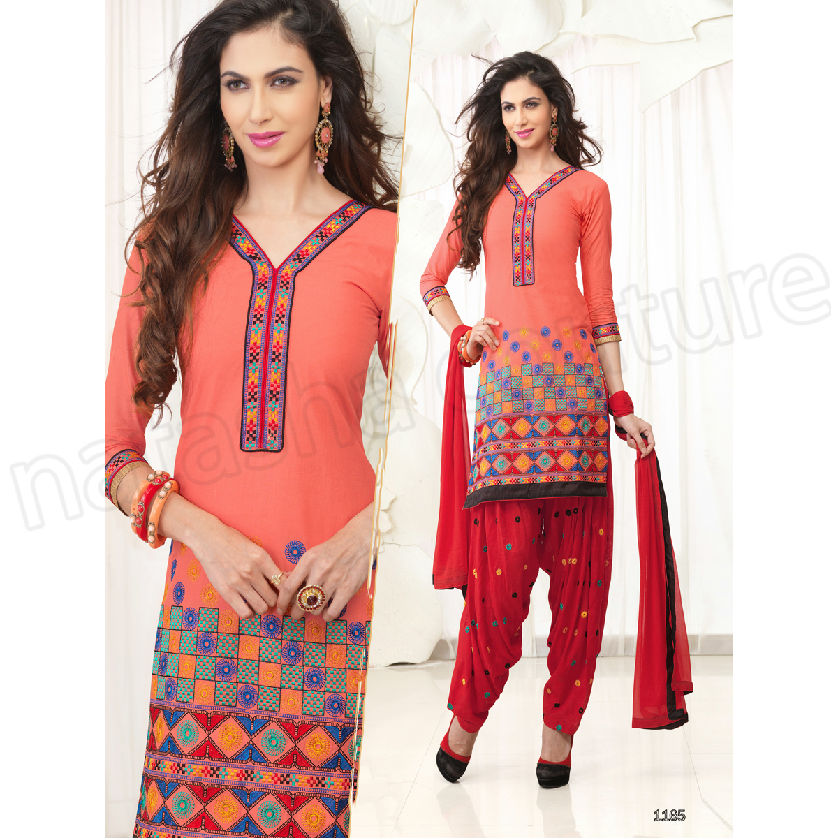 Punjabi Suits Latest Indian patiala Shalwar Kameez Collection 2015-2016 (28)