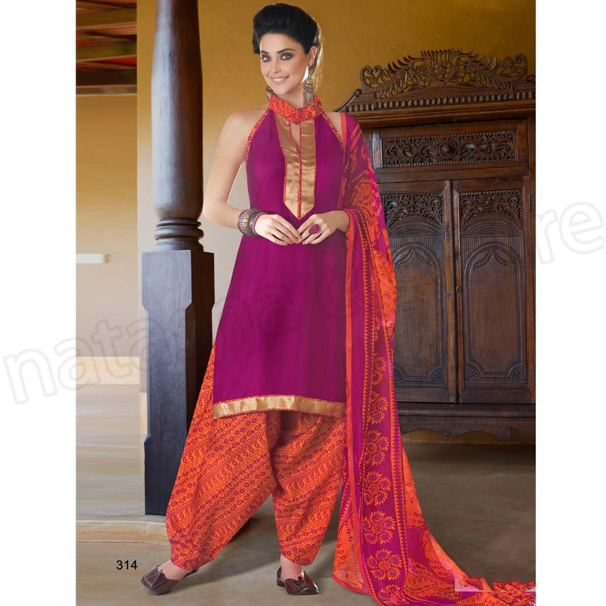 Punjabi Suits Latest Indian patiala Shalwar Kameez Collection 2015-2016 (29)
