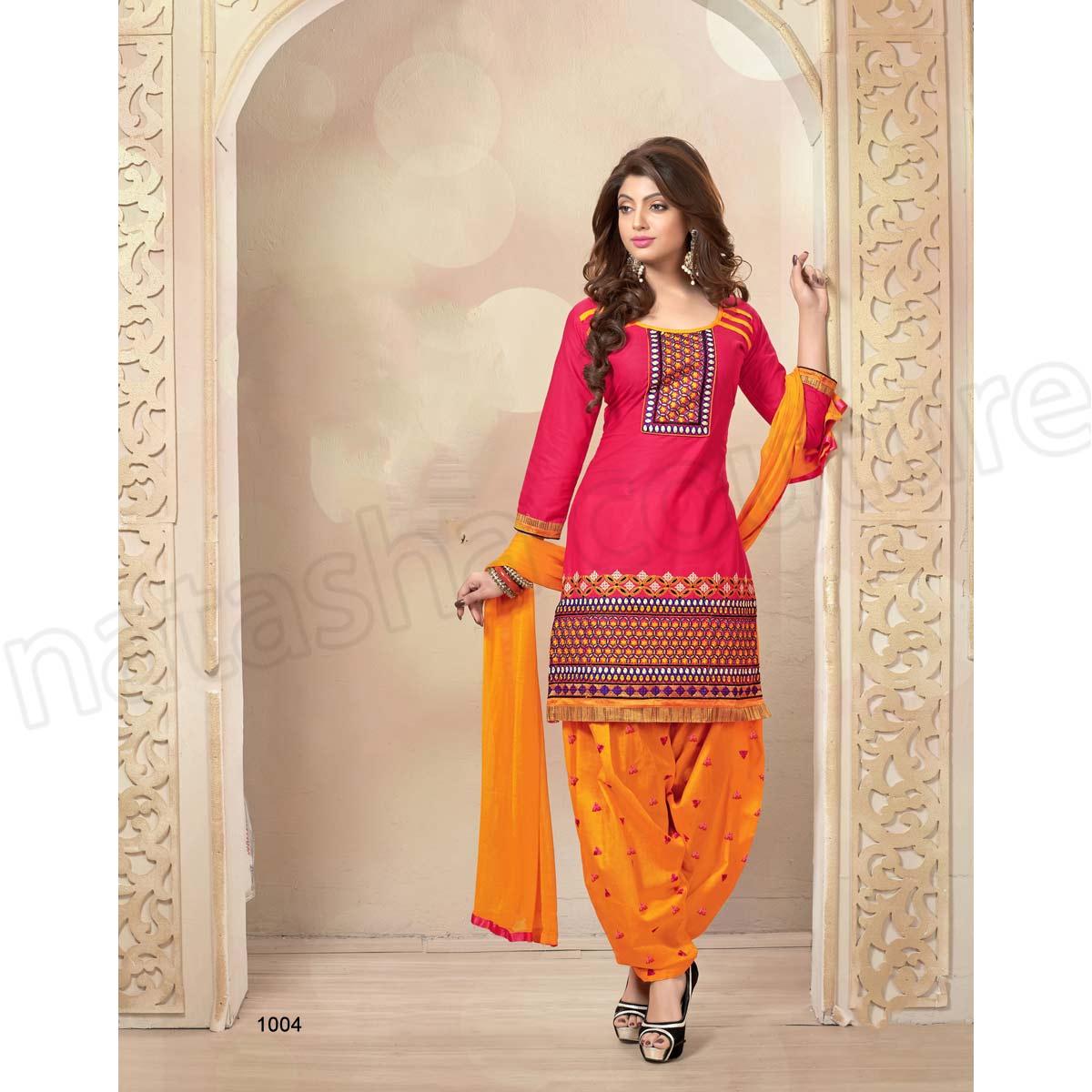 Punjabi Suits Latest Indian patiala Shalwar Kameez Collection 2015-2016 (31)