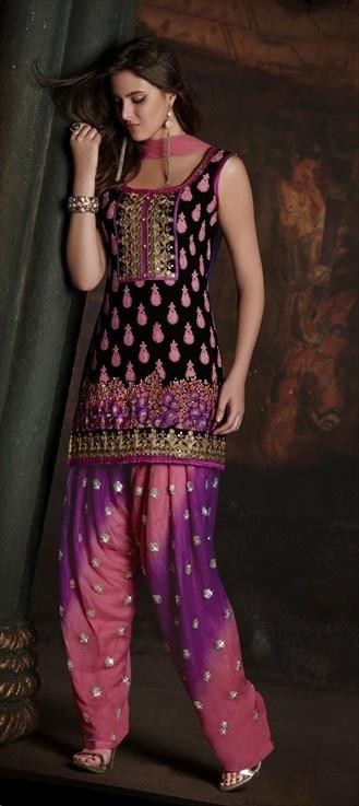 Punjabi Suits Latest Indian patiala Shalwar Kameez Collection 2015-2016 (7)