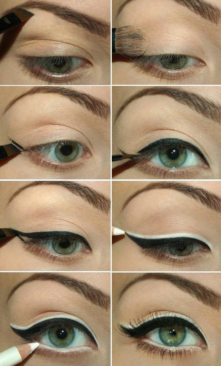 Retro Vintage eyeliner tutorial